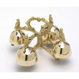 Dzwonki ołtarzowe mosiężne 4 tonowe