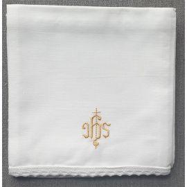 Korporał IHS wzór gotycki - 100 % bawełna