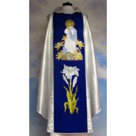 Ornat haftowany - Matka Boża Wniebowzięta