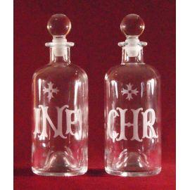 Butelki na oleje święte 500 ml (chrzest, chorych)
