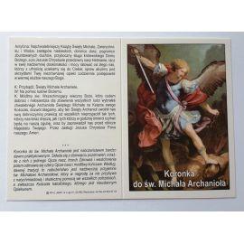 Obrazek - Koronka do św. Michała Archanioła