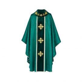 Ornat gotycki krzyż- kolory liturgiczne (8)