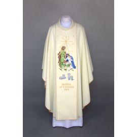 Ornat Boże Narodzenie - haftowany (186)