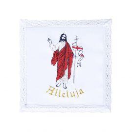 Bielizna kielichowa - Alleluja - Chrystus Zmartwychwstał