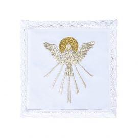Bielizna kielichowa - Duch Święty - złota nić