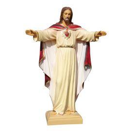 Serce Pana Jezusa 55 cm.