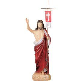 Chrystus Zmartwychwstały 63 cm.