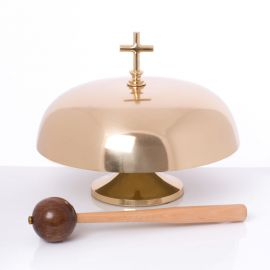 Gong mosiężny - 32 cm