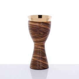 Kielich drewniany - 21,5 cm (10)