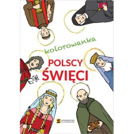 Polscy święci – kolorowanka