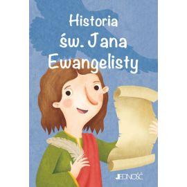Historia św. Jana Ewangelisty