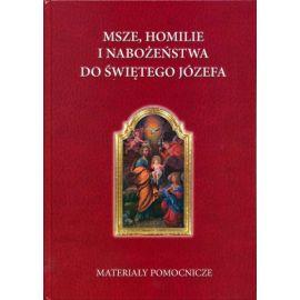 Msze, homilie i nabożeństwa do świętego Józefa