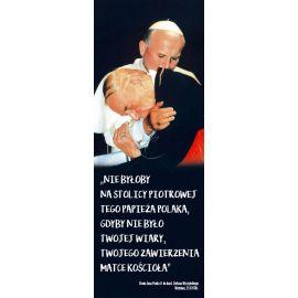 Baner - Jan Paweł II , Kardynał Stefan Wyszyński
