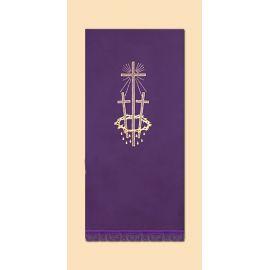 Lektorium wielkopostne - krzyże