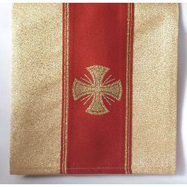Welon na kielich - czerwono złoty