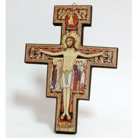 Krzyż San Damiano 9,5 cm.