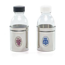 Para butelek na wodę i wino - 125 ml