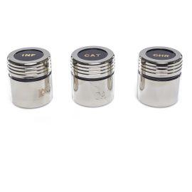 Pojemnik na oleje CHR, INF lub CAT, nikiel (4)