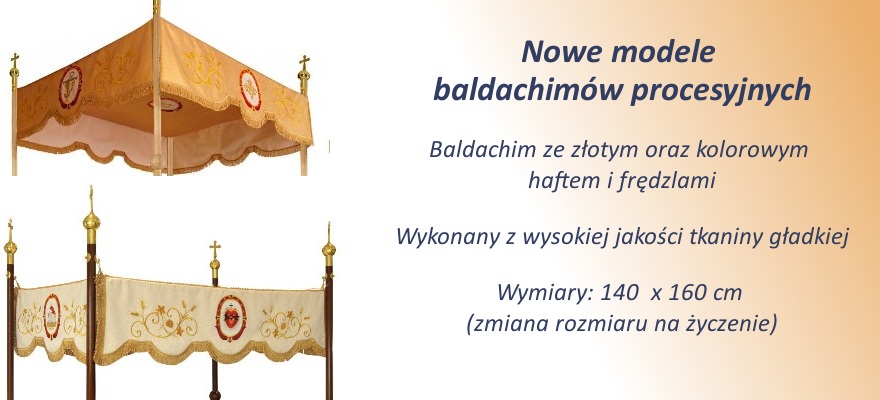 baldachimy