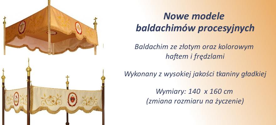 baldachimy