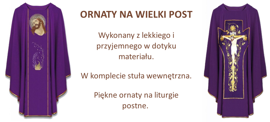ornaty wielki post