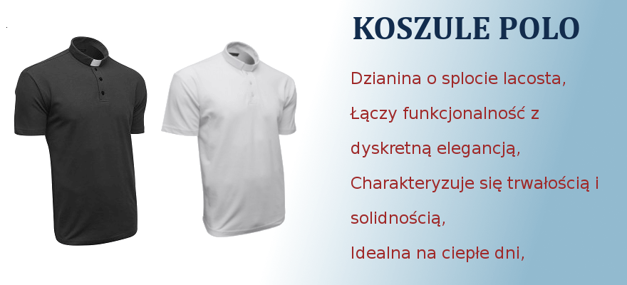 polo koszule