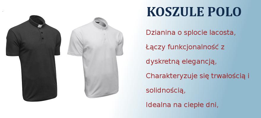 polo koszule